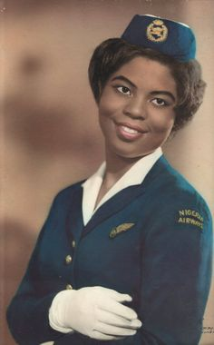 Nigeria Airways 1962. Flight attendants or cabin crew (also known as stewards/stewardesses, air hosts/hostesses, cabin attendants) are members of an aircrew employed by airlines primarily to ensure the safety and comfort of passengers aboard commercial flights, on select business jet aircraft