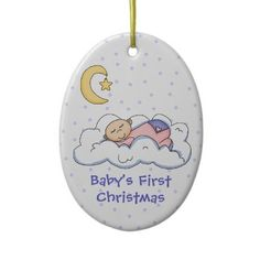 Baby's First Christmas Ornament from http://www.zazzle.com/2012+baby+first+christmas+ornaments