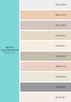 favorite quasi-neutrals - 2 aquamarine