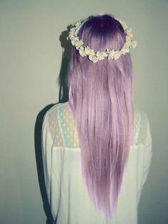 Bleach purple