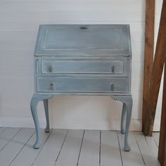 West Egg Blog: Autentico Chalk Paint (Krijtverf) Zinc Look & Chalk Grey