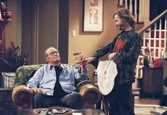 8 Simple Rules... for Dating My Teenage Daughter - James Garner & David Spade