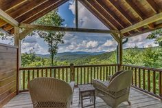 My Mountain Dream in Blue Ridge - North GA Cabin Rental