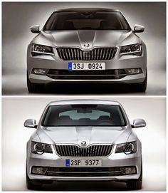 Yeni Kasa - Eski Kasa Skoda Superb Karşılaştırması, New Superb vs Old Superb #Skoda #Superb Car Pics, Car Pictures, Mini Trucks, Cars And Motorcycles, Vw, Automobile, Wheels, Germany, Vehicles