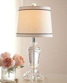 Mini Crystal Lamp