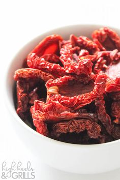 How to Make Sundried Tomatoes - You'll be amazed at how easy and cheap this is!