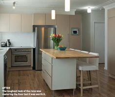 Working together helped our 2011 Handyman/Ryobi DIYer of the Year winners. Check out their kitchen renovation results