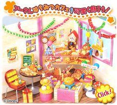 Re-Ment Disney Winnie-the-Pooh Cafe Miniature 5
