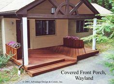 Front deck idea