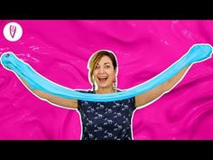 (62) A legpuhább SLIME! Szuper recept!   INSPIRÁCIÓK Csorba Anitától - YouTube