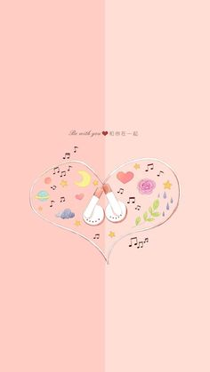 Ideas For Drawing Quotes Colorful Kawaii Wallpaper, Pastel Wallpaper, Love Wallpaper, Tumblr Wallpaper, Aesthetic Iphone Wallpaper, Aesthetic Wallpapers, Cute Backgrounds, Cute Wallpapers, Cute Couple Wallpaper