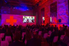 Eventisimo DMC organized one of the Spanish Red Cross's 150th anniversary bashes.