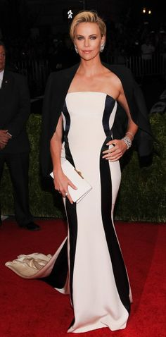 Charlize Theron - www.gloria.hr #MetGala