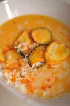 ziiikocht: Parmesansuppe, total individualisierbar oder höhere Suppenmathematik