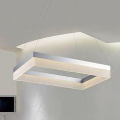 Modern Design LED Chandelier Lighting Lights Fixture Pendant Ceiling Lamp 40W #Modern