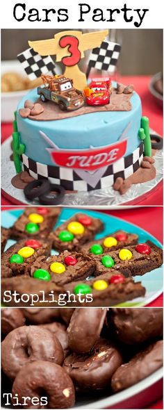 Disney Cars party ideas