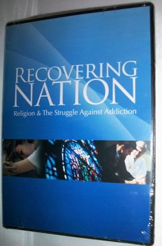 DVD Recovering Nation Religion and the Struggle of Against Addiction Documentary