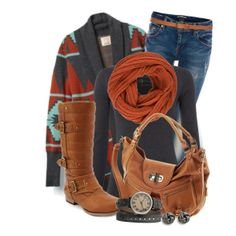"""""""Long Sleeve And Long Boots"""" by immacherry on Polyvore"""