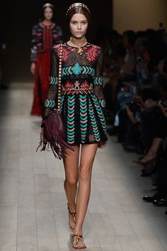 I can't handle how amazing these are!  Valentino Spring 2014 Ready-to-Wear Collection