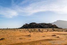 Rocky hill, Marsabit Kenya