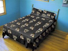 Wake Forest Residence Hall Twin XL Bed Linens