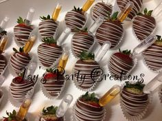 DrunkNBerriez the new way to get drunk.... Chocolate covered berries infused with a mini shot of liquor of choice