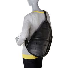 313c74a51e45 Buy the Ameribag Medium Healthy Back Bag in Leather at eBags - experts in  bags and accessories since 1999. We offer easy returns