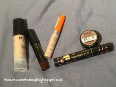 5 Product Face - In A Rush