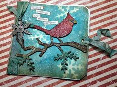 Tim Holtz: Distress Stain Ideas (video) http://timholtz.com/video-distress-stain-ideas/