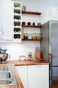 открытые полки на кухне: 18 тыс изображений найдено в Яндекс.Картинках
