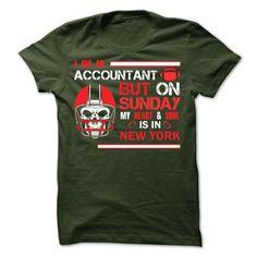 I am an accountant and love NewYork