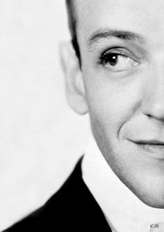 Fred Astaire......................twinkle in his eye & in his toes