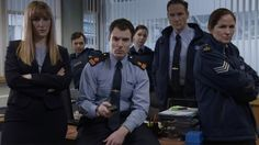 Red Rock TV show is a fast-paced, sometimes tense, drama focused on a garda (police) station and two rival families.