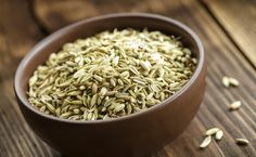 Fennel  http://www.care2.com/greenliving/6-fantastic-health-benefits-of-fennel.html