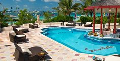 Sandals Resort Royal Bahamian - 2 years ago we were there for our Honeymoon - soooooo want to be back there right now!
