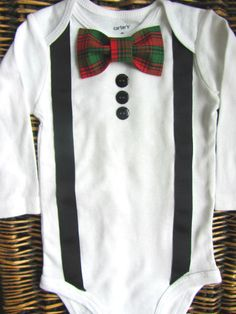 Baby Boy Clothes  Boys Christmas Outfit