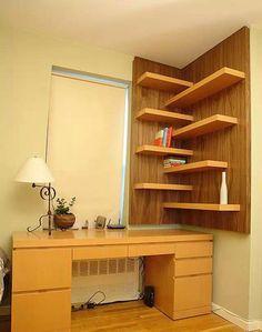 【家居設計佈置】 家裏的牆角竟然可以這樣做···後悔知道得晚了! - cMoneyHome