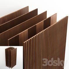 3d models: 3D panel - Panel 1