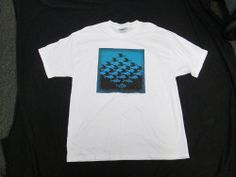 M.C. Escher Sky and Water Short Sleeve (XL) T-shirt