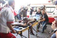 التصعيد على غزة 8 يوليو 2014 (7)