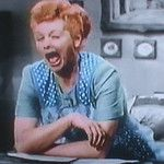 Some photos of Lucille Ball and the I Love Lucy Cast. by Michael P. Sims