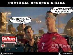 Copa del Mundo 2014: Memes de Cristiano Ronaldo y la eliminación de Portugal