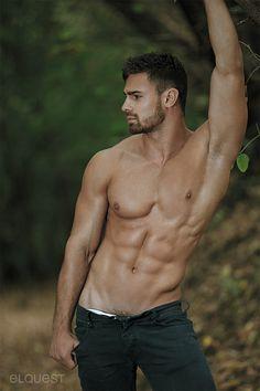 Kirill Dowidoff / Russian fitness model