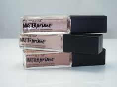Maybelline Master Prime Long-Lasting Eyeshadow Base Review and Swatches | http://www.musingsofamuse.com/2015/12/maybelline-master-prime-long-lasting-eyeshadow-base-review-swatches.html