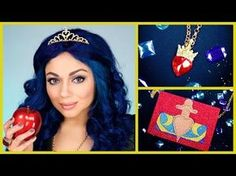 Disney Descendants – Evie DIY Costume Tutorial​​​ | Charisma Star​​​ - YouTube