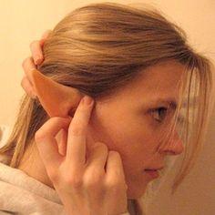 Easy Ways To Make Elf Ears