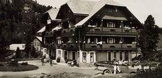 Wohlfühl-Hotel für alle Generationen.  Das Hotel Hochschober liegt herrlich ruhig auf der 1.763 Meter hohen Turracher Höhe. An der Grenze der österreichischen Bundesländer Kärnten und Steiermark. Am Ufer des Turracher Sees, umgeben von Lärchen- und Zirbenwäldern und vom Nationalpark Nockberge. Zu unseren Gästen zählen Menschen aller Generationen. Besuchen können Sie uns ganzjährig, bis auf wenige Wochen im Mai, die wir für Umbauten und Verbesserungen nützen. Das Hotel, Mai, Austria, Cathedral, House Styles, Building, Home Decor, National Forest, Decoration Home