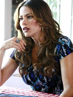 Emmys 2012: 'Modern Family's' Sofia Vergara on Playing Pregnant and Loving Her Looks (Q)