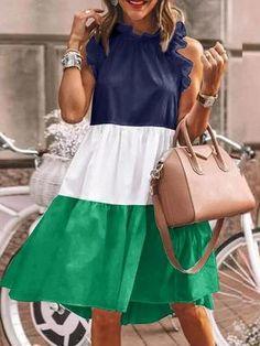 Simple Dresses, Casual Dresses, Fashion Dresses, Short Sleeve Dresses, Summer Dresses, Holiday Dresses, Women's Fashion, Vestido Casual, Vacation Dresses