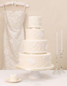 Caroline-Castigliano-dress-inspired-cake.jpg 1.065×1.363 pixels
